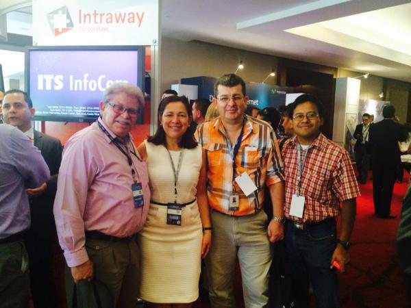 From Expo-Telecom 2014, Costa Rica